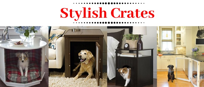 stylish crates