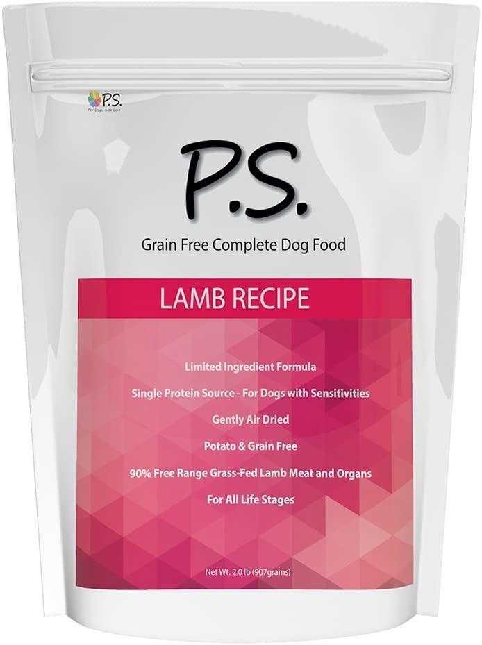 best dog food for skin allergies
